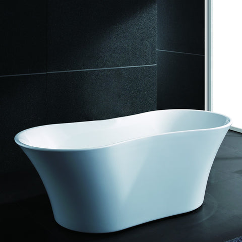 "AKDY 67"" Freestanding Soaking Bathtub AZ-F275"
