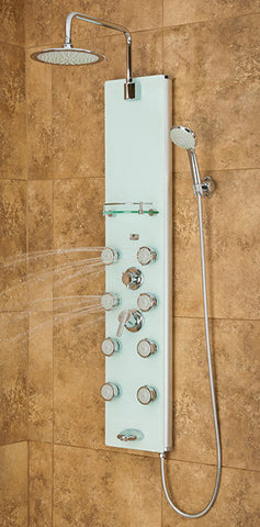 Pulse ShowerSpas Lahaina Shower Panel