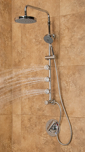 Pulse Showerspas Lanikai Shower System 1028