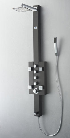Fresca Lecco Thermostatic Shower Massage Panel