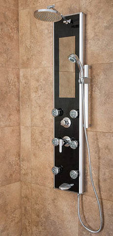 Pulse ShowerSpas Leilani Shower Panel