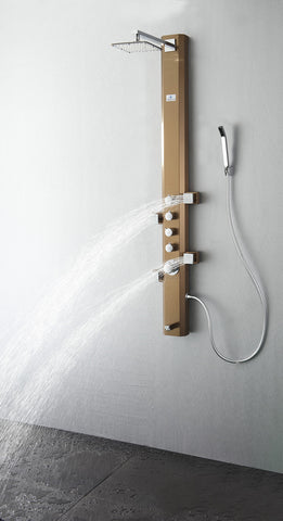 Fresca Prato Thermostatic Shower Massage Panel - FSP8007
