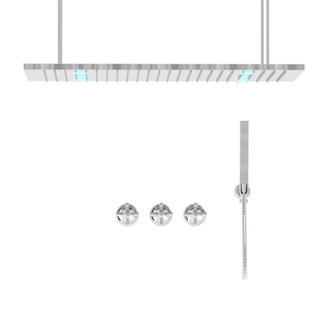 Parmir Cieling Rain Shower LED SSB-812