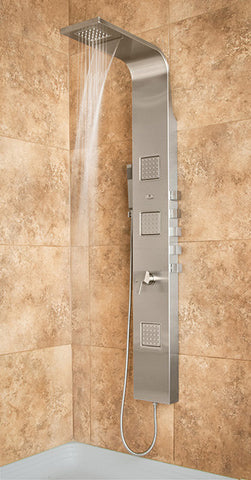 Pulse ShowerSpas Waimea Shower Panel