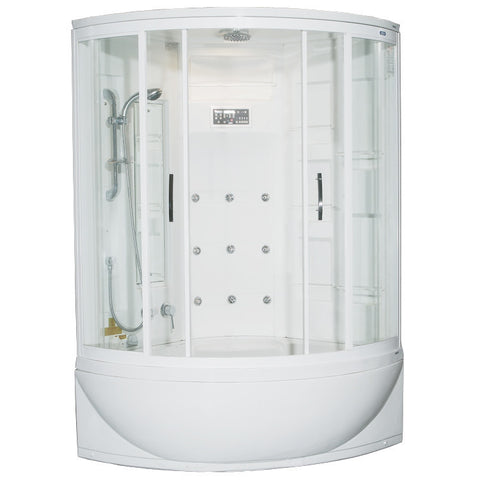Ariel AmeriSteam ZAA212 Steam Shower