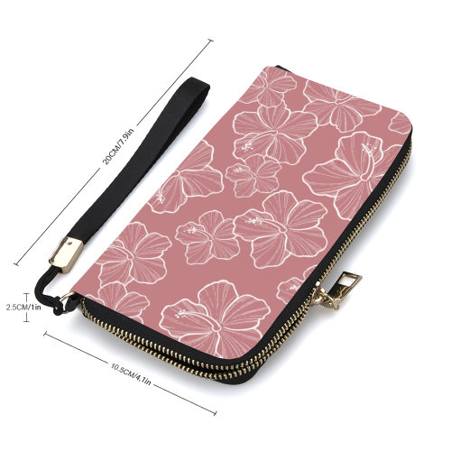 Hibiscus Dream- Wallet