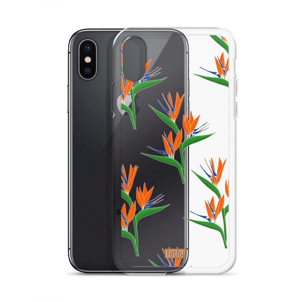 Bird of Paradise - Clear Case
