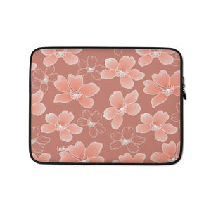 Open image in slideshow, Hong Kong Orchid - Laptop Sleeve