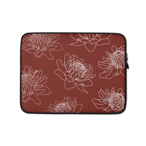 Open image in slideshow, Torch Ginger - Laptop Sleeve