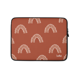 Open image in slideshow, Ānuenue Lei - Laptop Sleeve