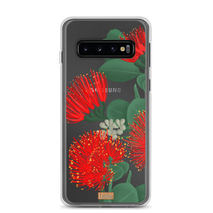 Open image in slideshow, 'Ōhi'a Lehua - Clear case - Samsung