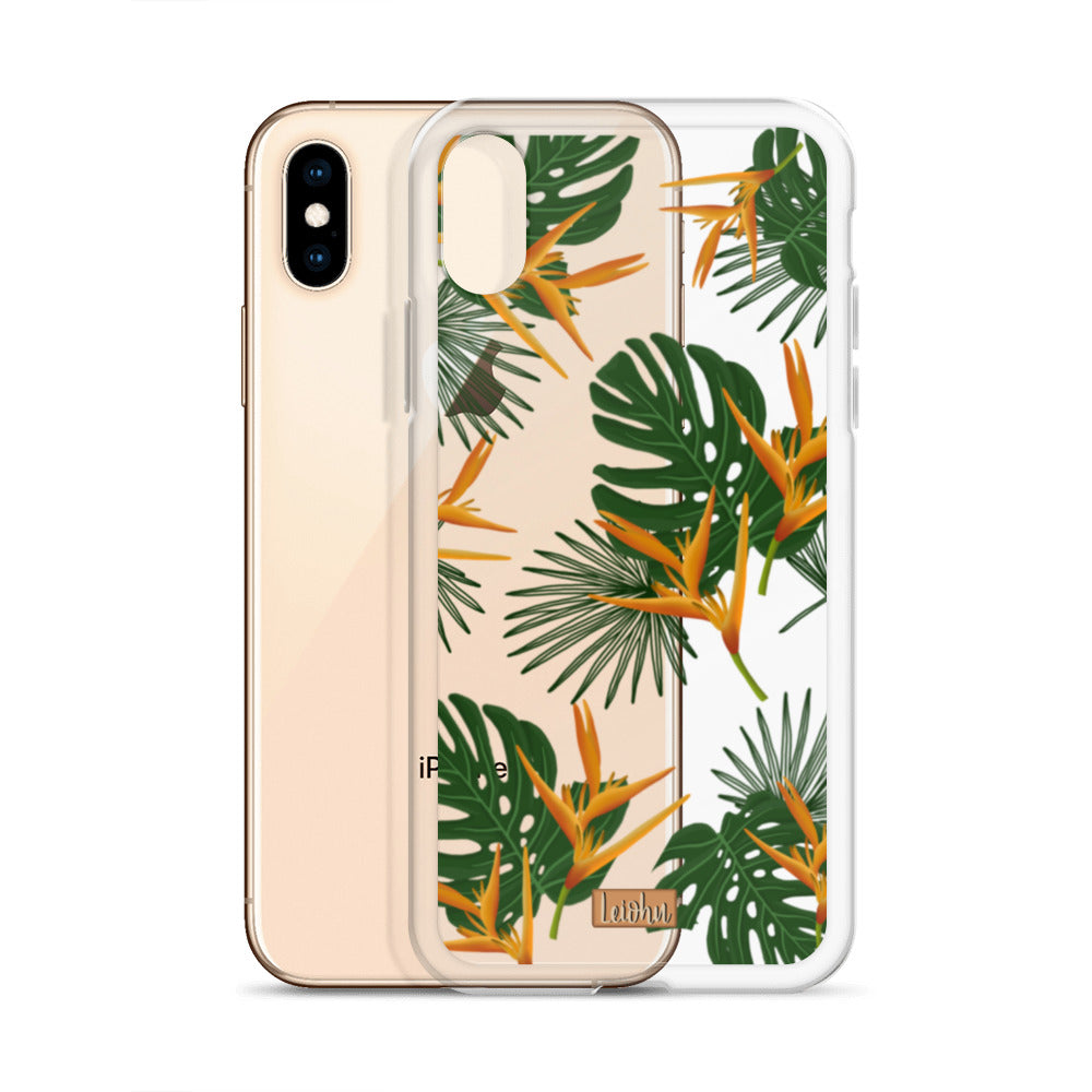 Vintage Hawaii - Clear Case