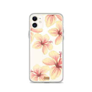 Open image in slideshow, Hibiscus - Clear Case
