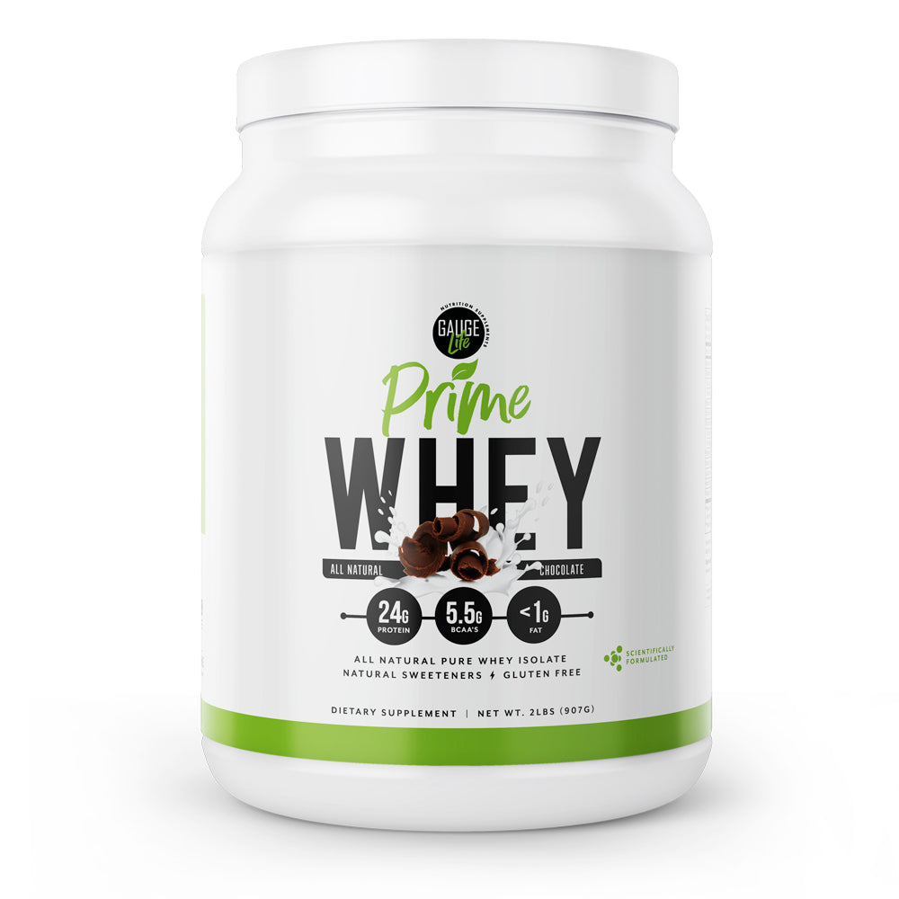 Prime Whey Chocolate Protein