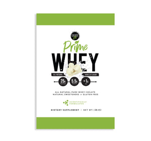 SAMPLE - Prime All Natural Whey Vanilla