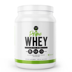 Prime Whey Unflavored Protein