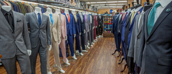 ASK A TAILOR: SUIT STYLES, FABRICS, TERMS AND MORE-Men Suits