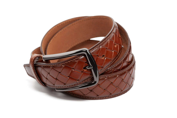 Woven Belts - Men Suits