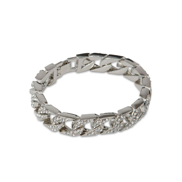 Diamond Bezzled Bracelet