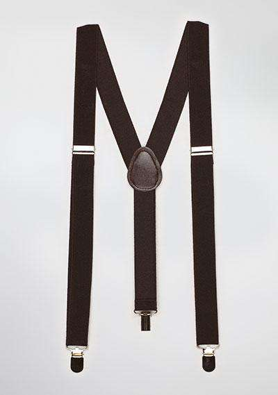 Elastic Suspenders - Men Suits