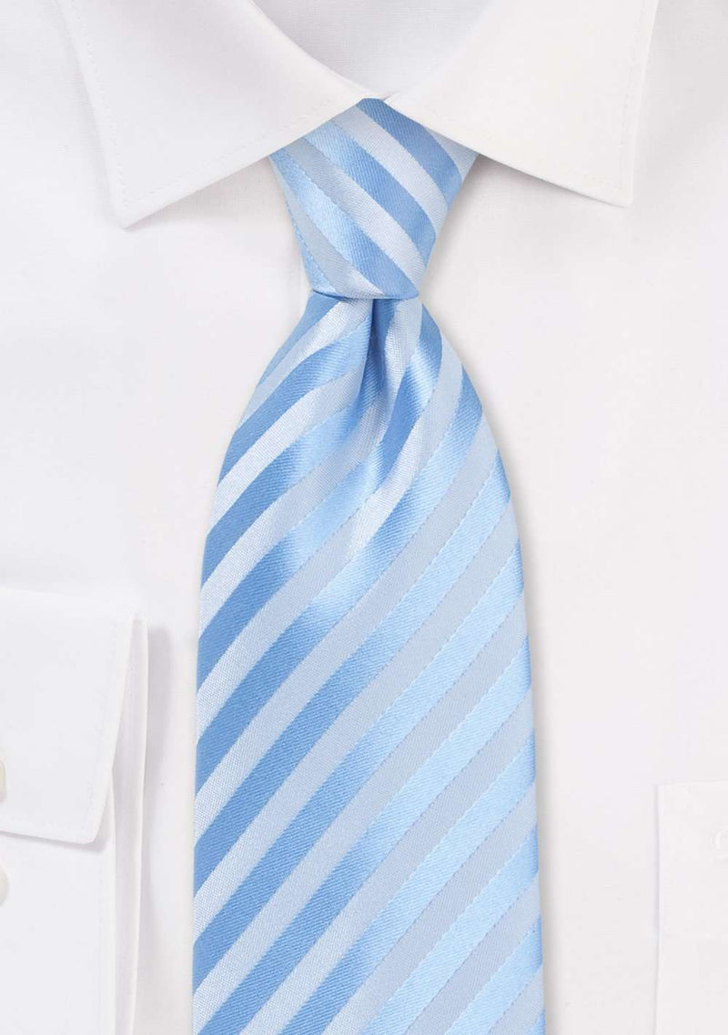 Capri Narrow Striped Necktie