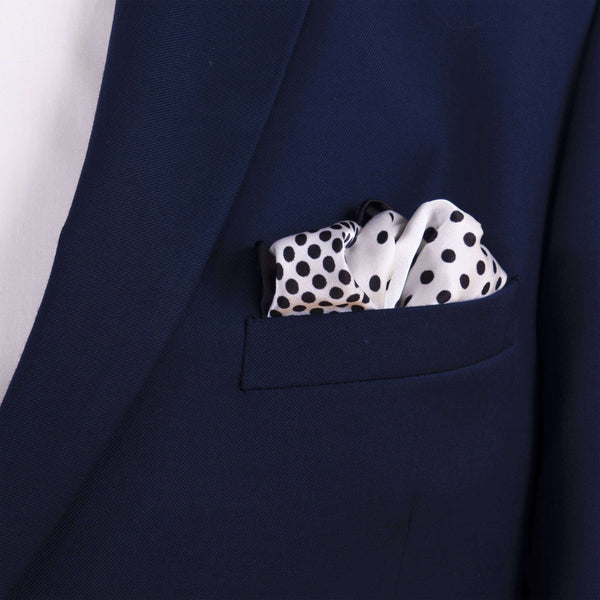 Dots Pocket Square