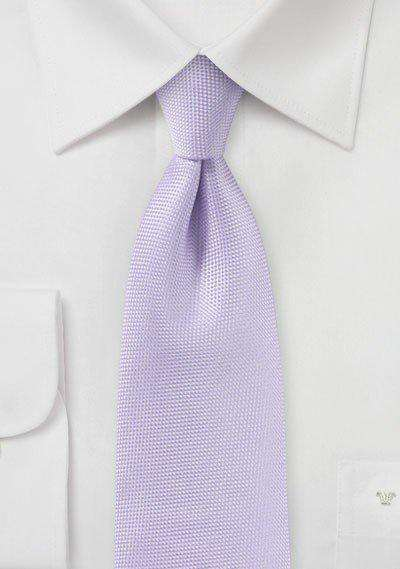 Regency Purple MicroTexture Necktie - Men Suits