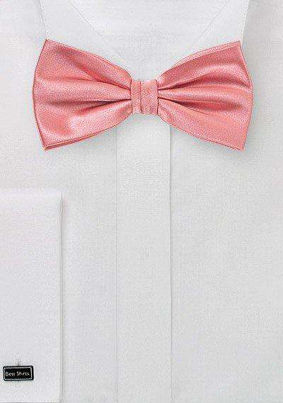 Tulip Solid Bowtie - Men Suits