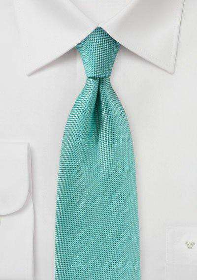 Mermaid MicroTexture Necktie - Men Suits