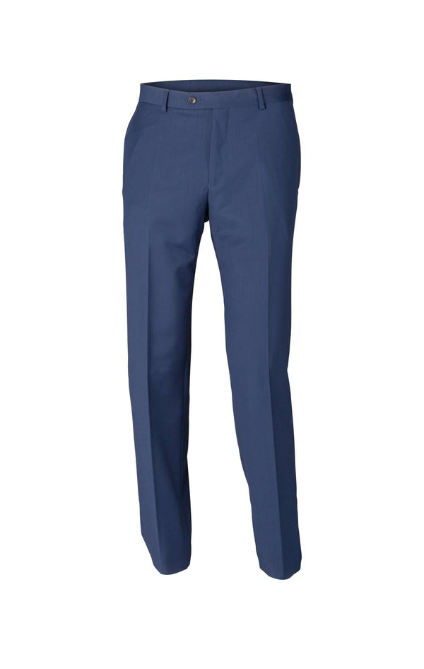 Indigo Blue Pants - Men Suits