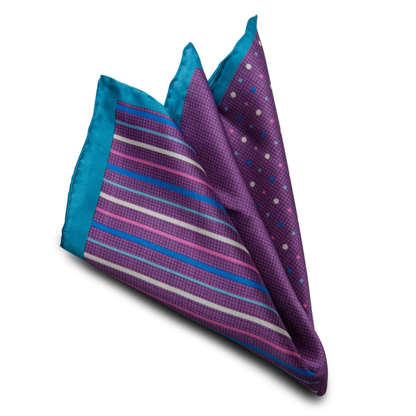 The Modern Man Pocket Square - Men Suits