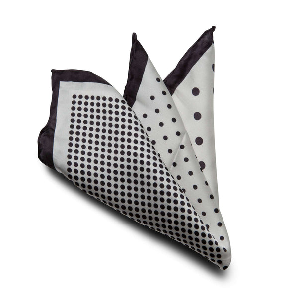 Dots Pocket Square - Men Suits