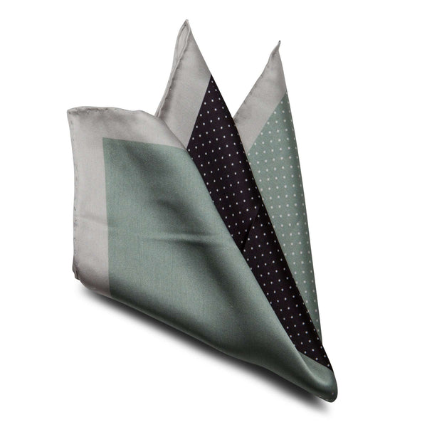 Dark Shades Pocket Square