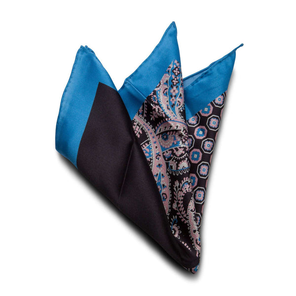 It's Electric Pocket Square - Men Suits