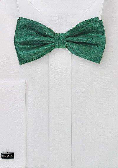 Hunter Solid Bowtie - Men Suits