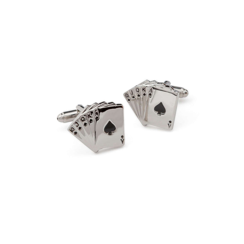 Playing Card Cufflinks