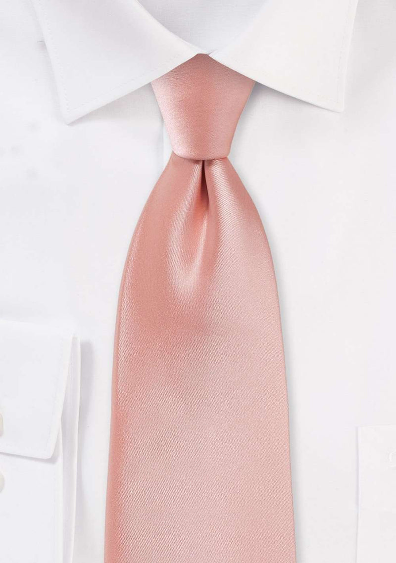 Candy Solid Necktie