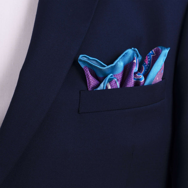 The Modern Man Pocket Square
