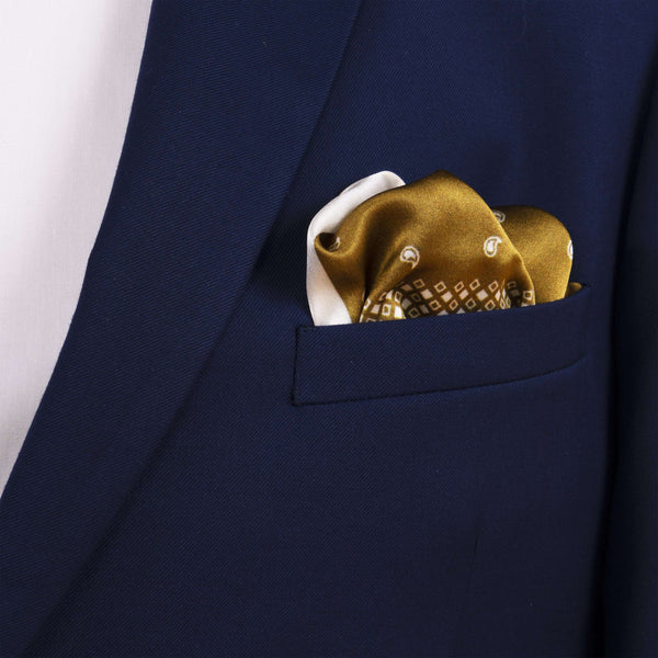 The Splendor Pocket Square - Men Suits