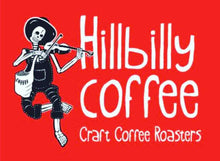 Load image into Gallery viewer, Hillbilly Coffee Psychobilly Blend Coffee Beans 250G BAG Mornington Peninsula