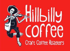 Hillbilly Coffee Hipbilly Organic Coffee Beans 250G BAG Mornington Peninsula