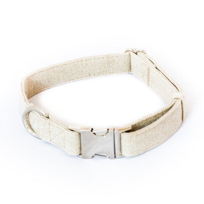 Pawsome Organics - Hemp collar Small