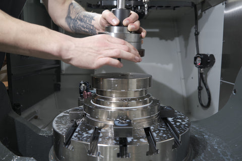 5 Axis OnePro Workholding System