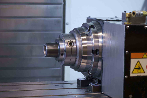 4 Axis OnePro Workholding Quick Change System