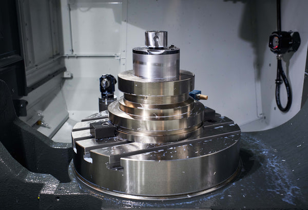 5 Axis OnePro Workholding Quick Change System