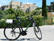 Historic Athens Electric Bike Guided Tour with Food & Refreshments | eBike Tour.