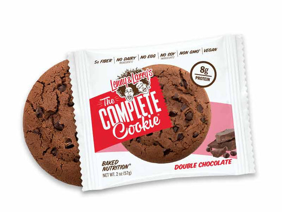 The complete Cookie - Biscotti proteici Double Chocolate 113g