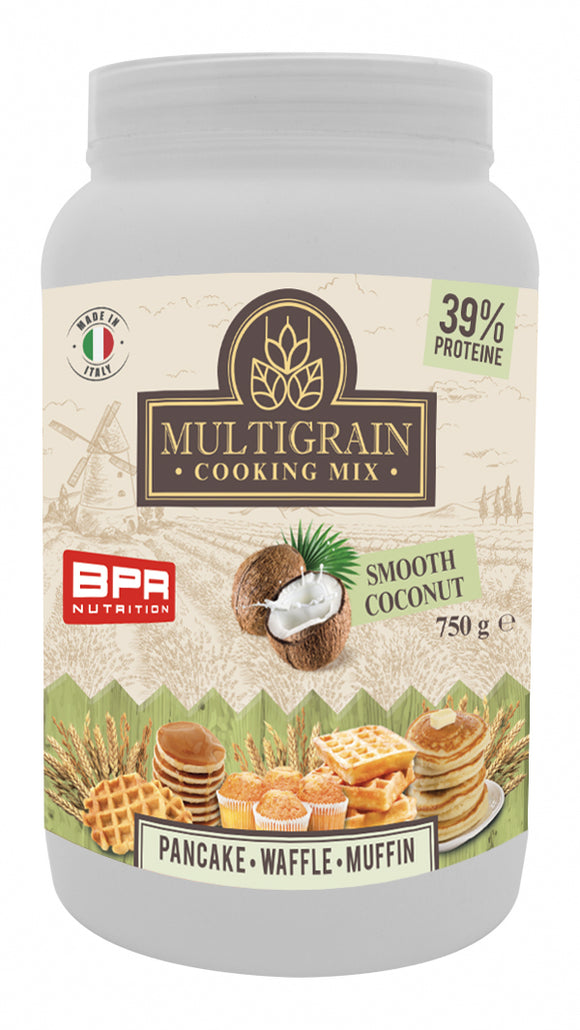 Multigrain Cooking Mix - 750 g - Smooth Coconut