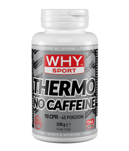 Thermo no caffeine - 90 cpr