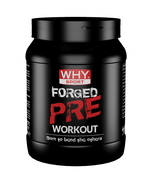 Forged - pre workout - 300 gr